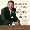 Barack Obama - The Audacity of Hope: Thoughts on Reclaiming the American Dream artwork