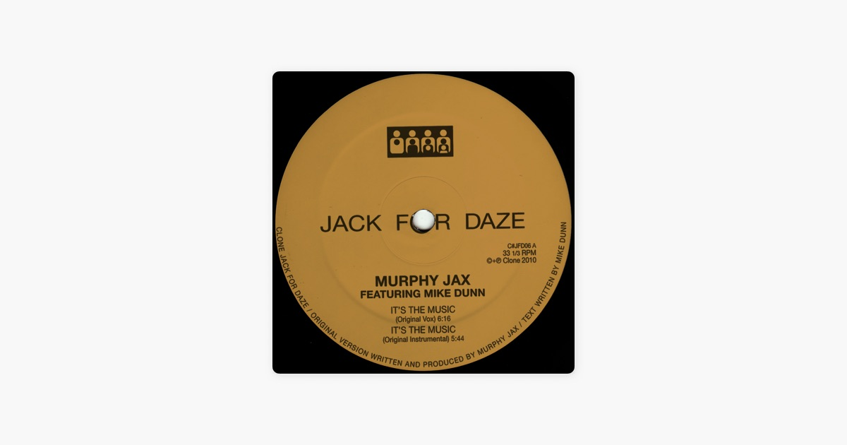 it s the music feat mike dunn ep by murphy jax on apple music