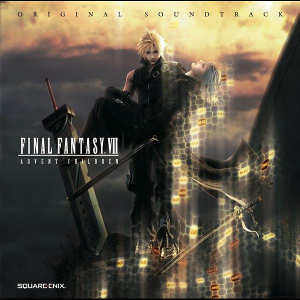 final fantasy advent children soundtrack