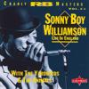 Sonny Boy Williamson - Live In England artwork