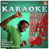 Karaoke - Male R&B Hits of the 90's
