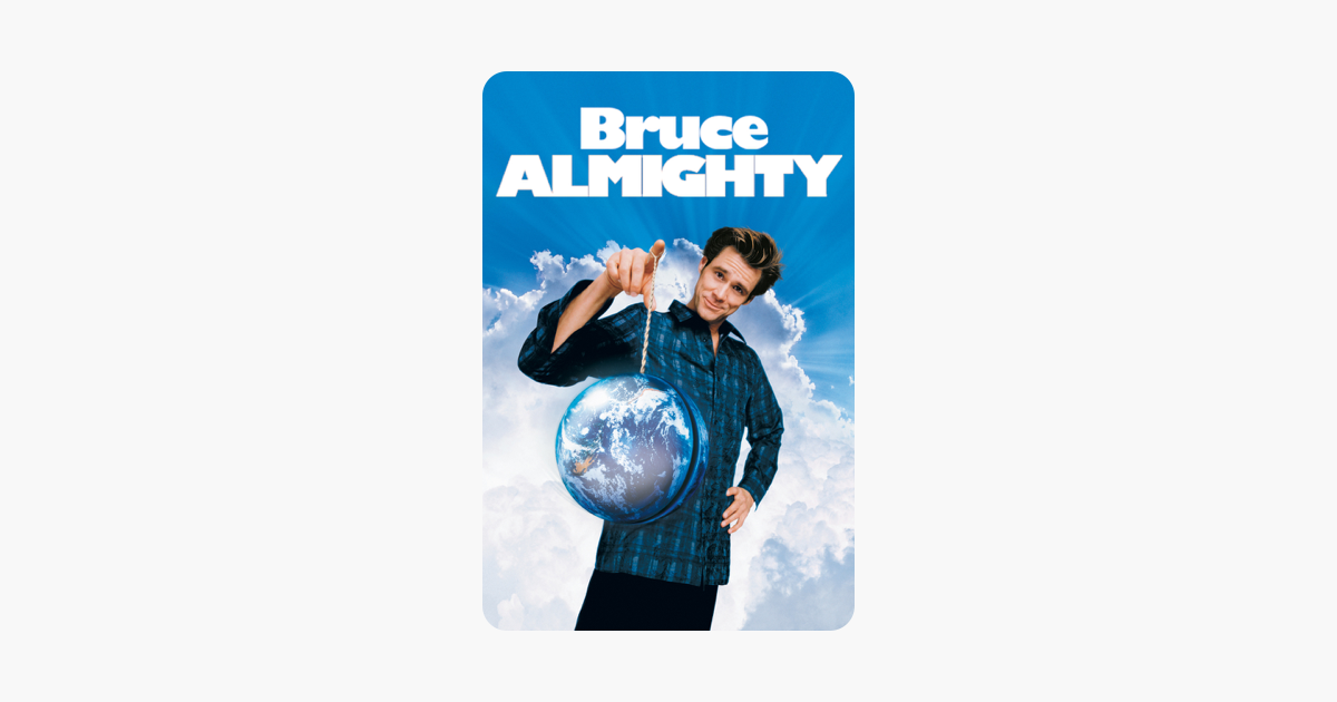 Bruce Almighty On Itunes