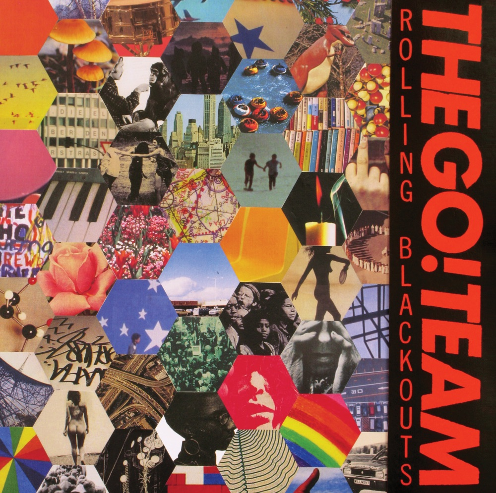 Bust-Out Brigade by The Go! Team