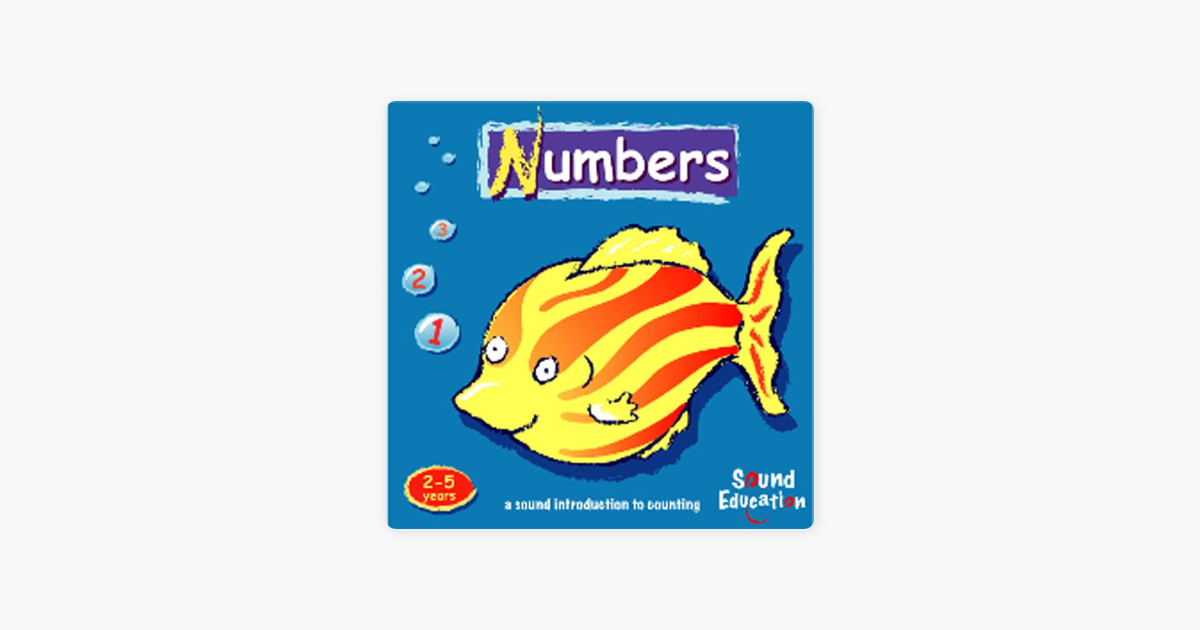‎Numbers: A Sound Introduction to Counting by Sound Education