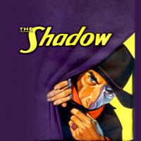 Orson Welles, William Johnstone, Bret Morrison, Agnes Moorehead, Margot Stevenson, Marjorie Andersen, Grace Matthews - The Shadow: Knight of Darkness (Unabridged) artwork