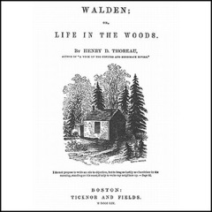 Walden: Life in the Woods (Unabridged)