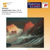 Lorin Maazel - Sibelius, Symphonay # 6