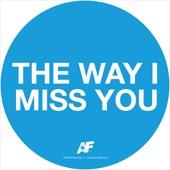 The way I miss you - Single