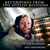 One Small Step For Man, One Giant Leap For Mankind  Recordings From The Apollo Missions-NASA