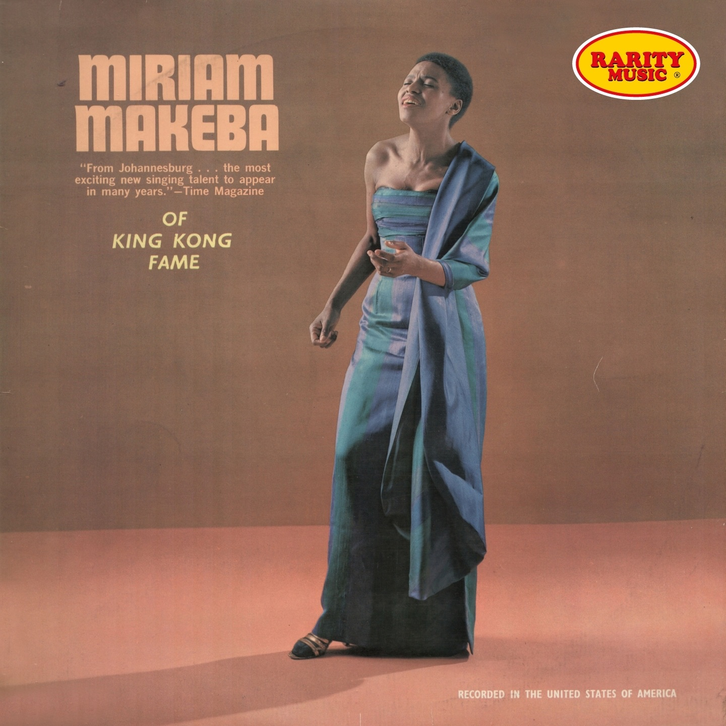 Rarity Music Pop, Vol. 175: Miriam Makeba