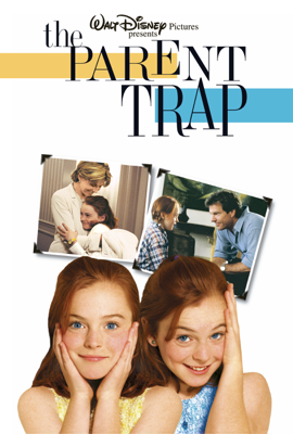 Nancy Meyers - The Parent Trap (1998)  artwork