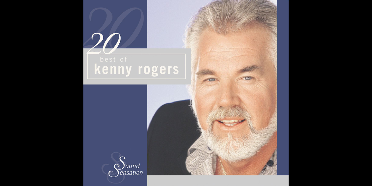20 Best of Kenny Rogers (Re-Recorded Versions) by Kenny Rogers on ...