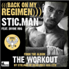 Stic.man - Back on My Regimen (Swole Like Tookie) [feat. Divine Rbg] artwork