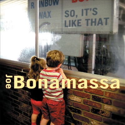 So, It's Like That - Joe Bonamassa album