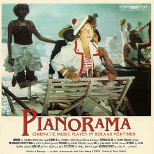 Roland Pöntinen - Pianorama: Collection of Film Music for Piano