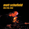 Matt Schofield - The Trio, Live artwork