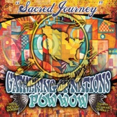 Gathering of Nations Pow Wow - Womens Fancy Midnight Special Part 3 (Feat. Wild Rose)