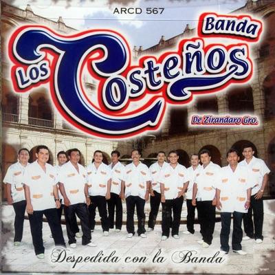 Despedida Con La Banda - Banda Los Costeños