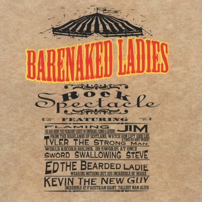 Rock Spectacle (Live) - Barenaked Ladies