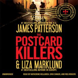 The Postcard Killers (Unabridged) audiobook