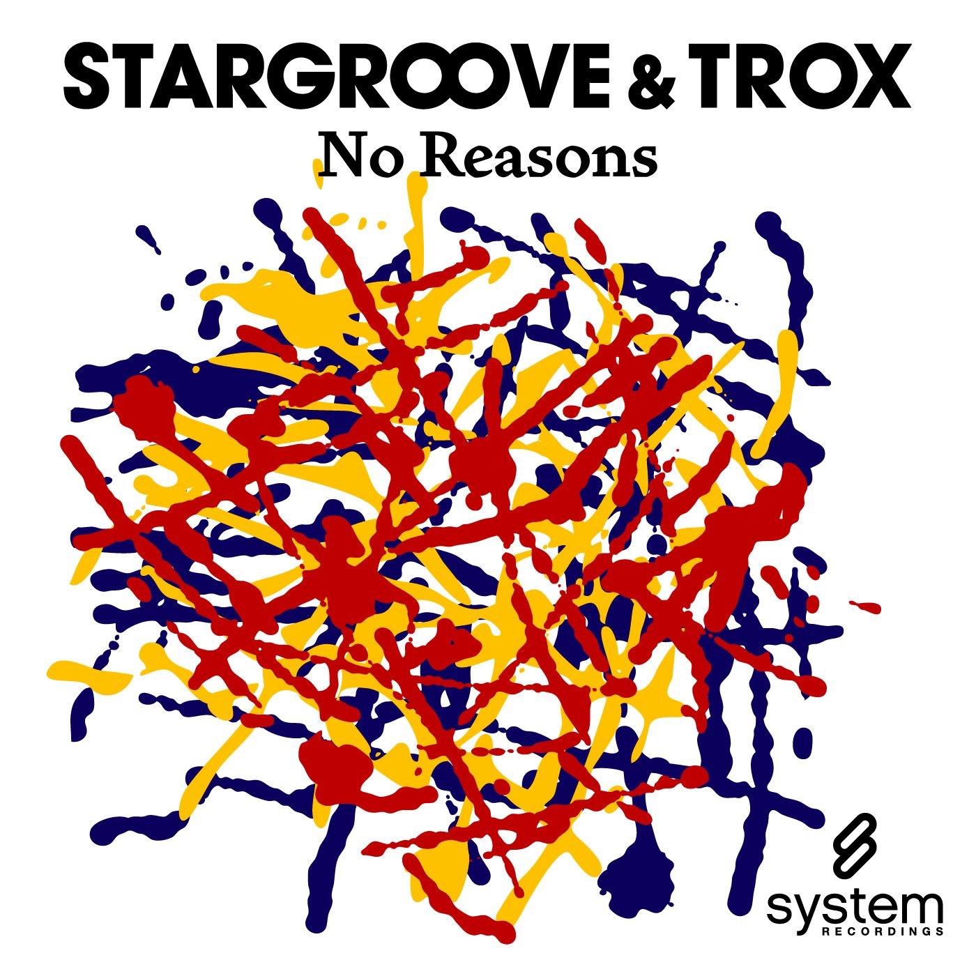 No Reasons (Distorded Mix)