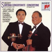 English Chamber Orchestra;Raymond Leppard;Cho-Liang Lin;Jaime Laredo - Sinfonia concertante in E-Flat Major, K. 364: I. Allegro maestoso