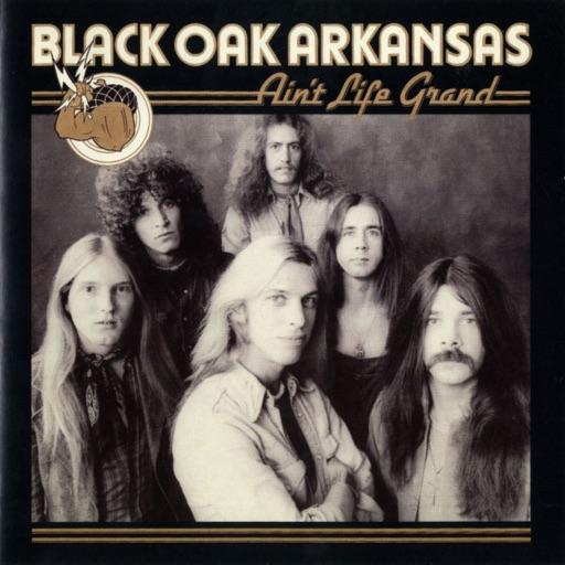 Art for Cryin' Shame by Black Oak Arkansas