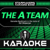 The A Team (Karaoke Backtrack In the Style of Ed Sheeran)