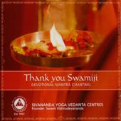 Thank You Swamiji - Devotional Mantra Chanting