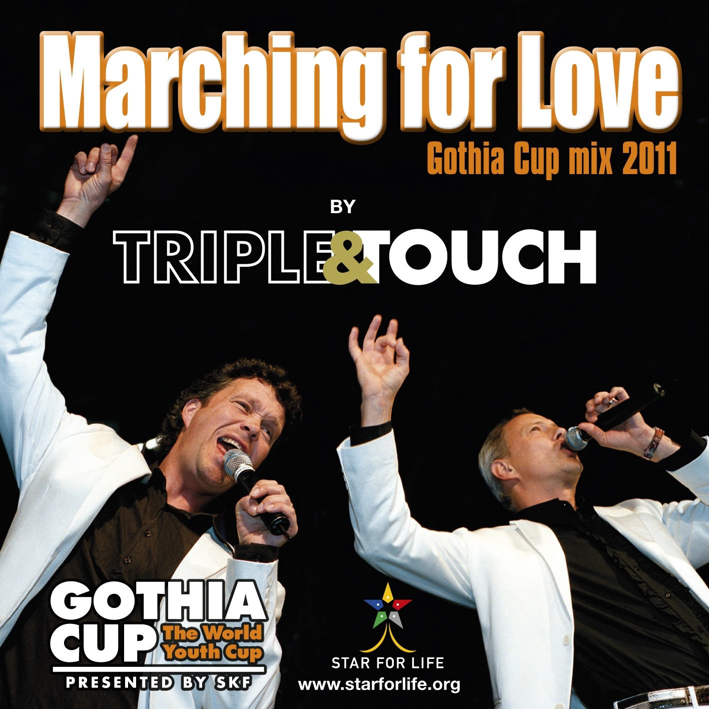 Marching For Love (Gothia Cup Mix) - Single