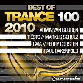 Лучший альбом транс 2010