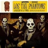Los Tiki Phantoms - Vulcan