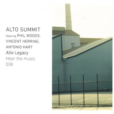 Alto Legacy - Phil Woods