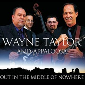 Wayne Taylor and Appaloosa - It's My Home