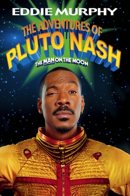 Poster of The Adventures of Pluto Nash 2002 Full Hindi Dual Audio Movie Download BluRay 720p