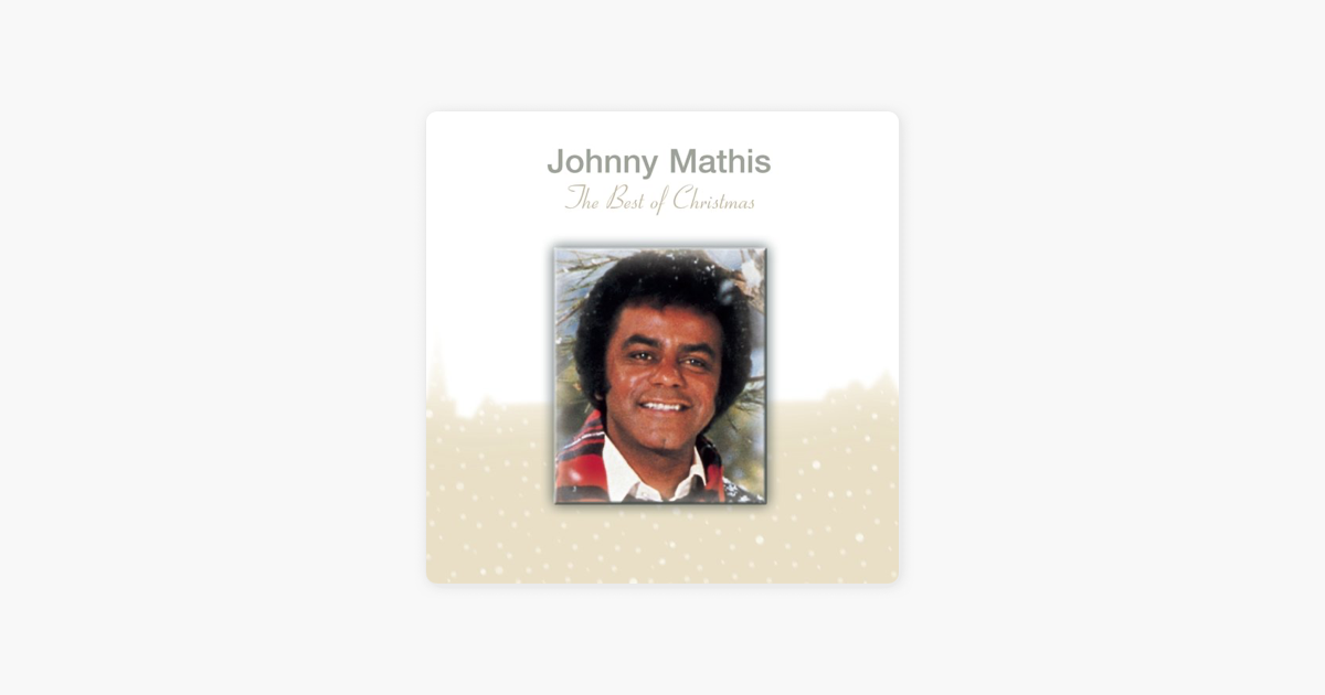 The Best of Christmas by Johnny Mathis on Apple Music