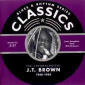 J.T. Brown - Blackjack Blues (07-12-51)