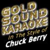 Run Rudolph Run (Karaoke Version) [In the Style of Chuck Berry] - Goldsound Karaoke