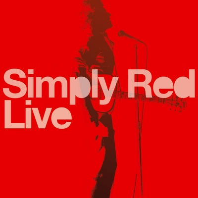 Live (Red) - Simply Red