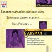 Prélude No. 1 en forme de blues pour piano artwork