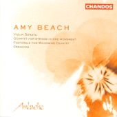 Amy Beach - N° 3 : Dreaming