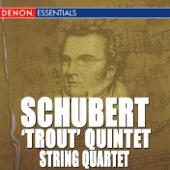 """Quintet for Piano, D. 667 """"The Trout"""": V. Finale: Allegro Giusto artwork"""
