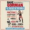 Dave Gorman - Dave Gorman Vs The Rest of the World (Unabridged) artwork