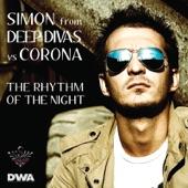 Simon from Deep Divas vs Corona - The Rhythm Of The Night (Simon Sweat Mix)