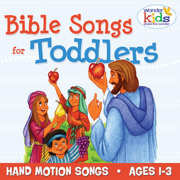 Bible Songs for Toddlers, Vol. 1 - The Wonder Kids - The Wonder Kids