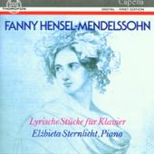 Hensel-Mendelssohn: Lyrische Stucke Fur Klavier