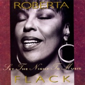 Roberta Flack with Maxi Priest - Set The Night To Music - Duet With Maxi Priest