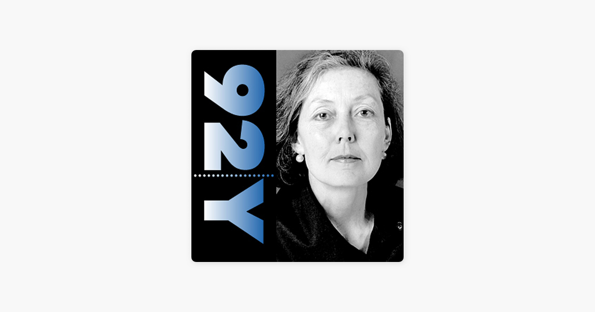 Anne Carson At the 92nd Street y Poetry Center - Anne Carson