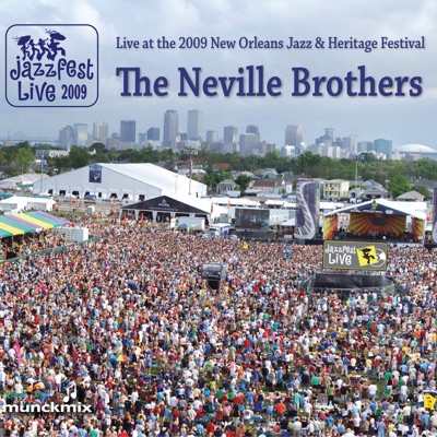 Live at 2009 New Orleans Jazz & Heritage Festival - Neville Brothers