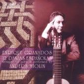 Anders Miolin - Granados: 12 Danzas espanolas, Op. 37: IX. Mazurca